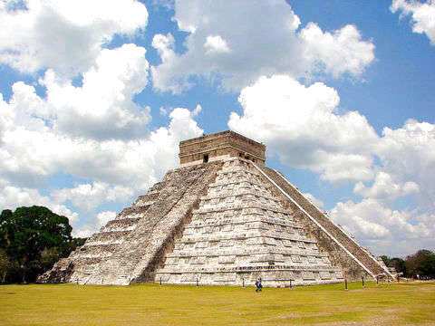 Chichen Itza Full Day from Cancun