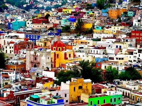 Tour in the City of Guanajuato Departing from San Miguel