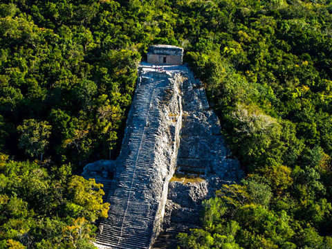 4x1 Coba, Tulum, Cenote and Playa del Carmen