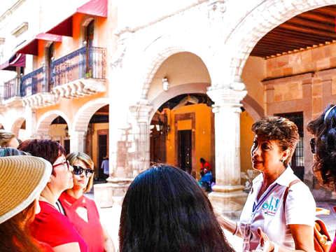 Querétaro Andante Traditional