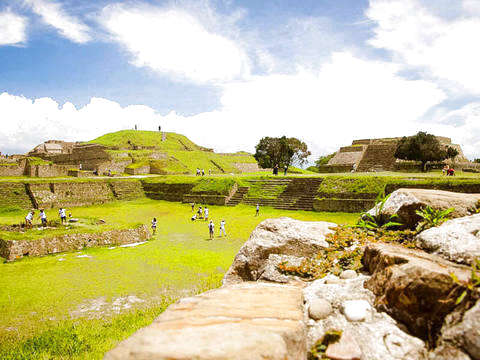 Monte Alban and the Art of Oaxaca