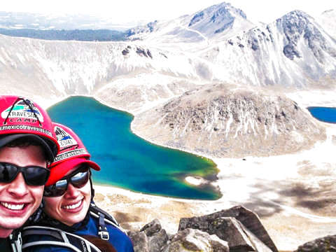 Nevado de Toluca mountaineering