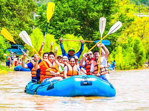 Level 1 Rafting in Huatulco