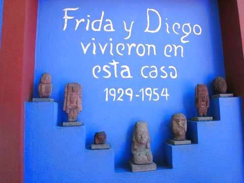 Xochimilco, Coyoacan and Frida Kahlo