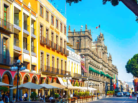 From Cdmx: Visit Puebla and Cholula