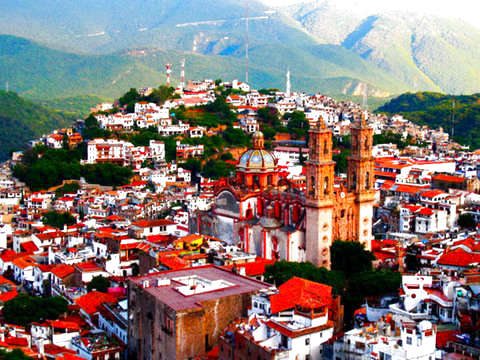 From Cdmx: Visit Taxco and Cuernavaca