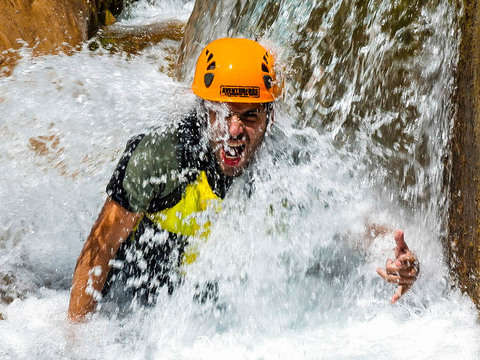 Adventure in Matacanes