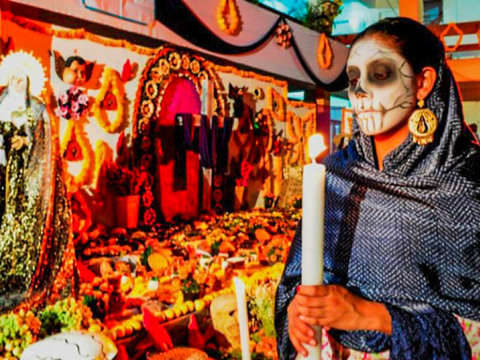 From Cdmx: Day of the Dead in Xochimilco