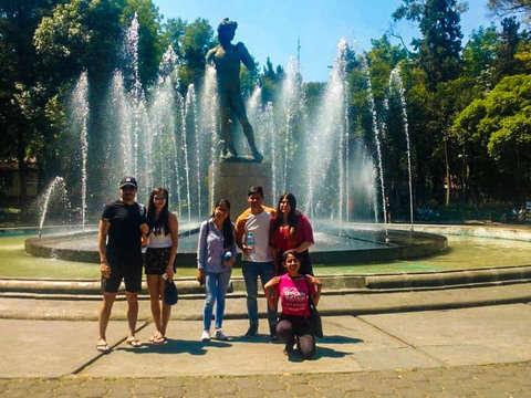 Free Tour Roma-Condesa Cdmx