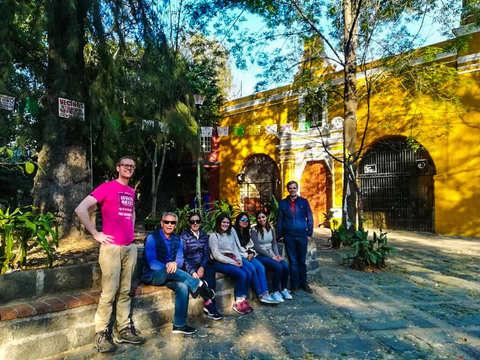 Free Tour Coyoacan Cdmx