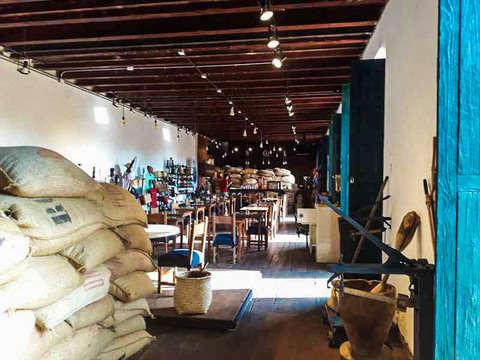 From Veracruz: Aromas and Coffee Colors
