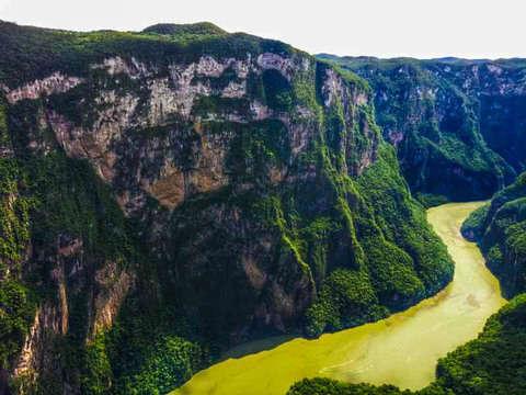 Desde Tuxtla: Cañón del Sumidero + Chiapa de Corzo