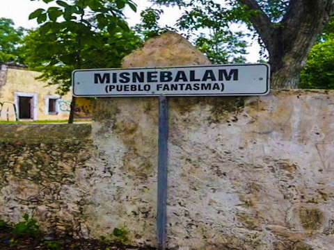 From Mérida: Excursion to the Ghost Town of Misnebalam