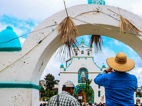 Desde Tuxtla: Chamula + Zinacantán + San Cristóbal