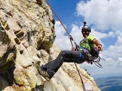 From Querétaro: Climbing in Peña de Bernal