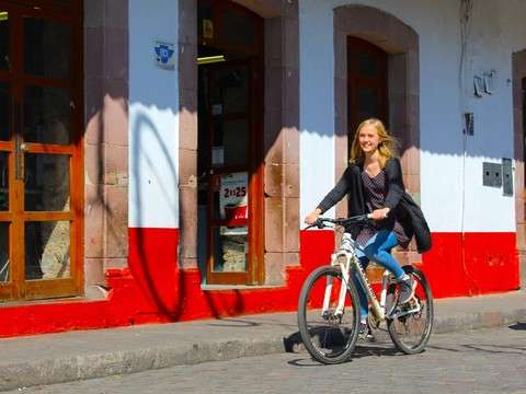 Bike Tour in Valle de Bravo
