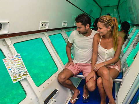 Underwater Experience in Cancun