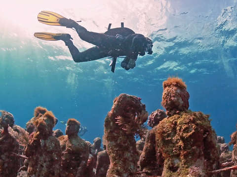 Discover Scuba in Cancun