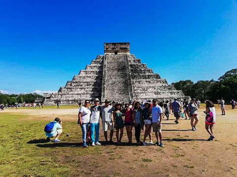 10d/9n - Cancún, Mahahual, Holbox