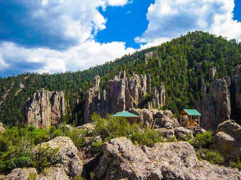 From Durango: Visit Santiago Papasquiaro