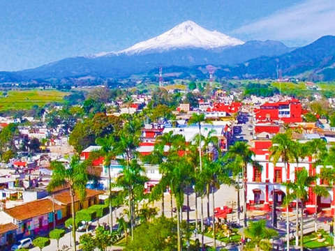Magic Towns the High Mountains Coscomatepec and Orizaba