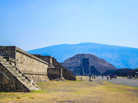 From Cdmx: Teotihuacán to Your Way