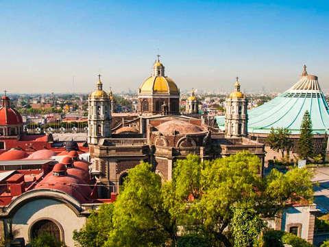 Visit Basilica of Guadalupe
