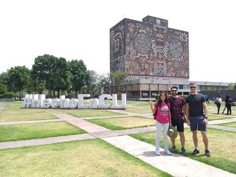Free Walking Tour Ciudad Universitaria