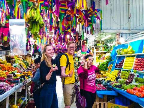 Visita Mercados Locales Mexicanos en Ciudad de México