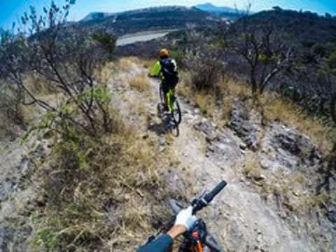 Mountain Bike in Querétaro