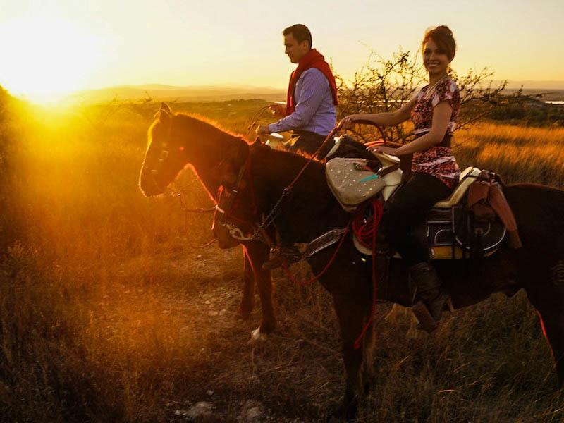 Tour Cabalgata Romántica Deluxe en San Miguel de Allende - Turismoi.mx