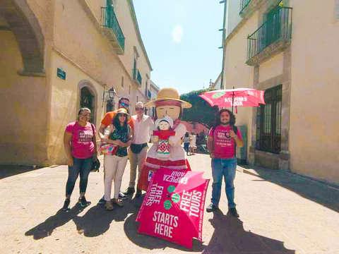 Free Walking Tour Querétaro