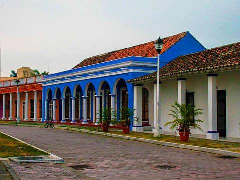 From Veracruz: Visit Tlacotalpan + Alvarado
