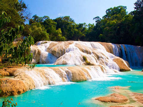 4d / 3n - Lakes and Cascades of Chiapas