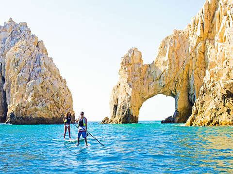 Paddle Board tour in Los Cabos