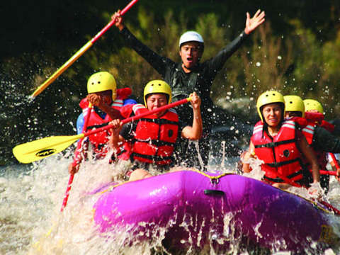 Jalcomulco: Rafting Adventure on the Pescados River
