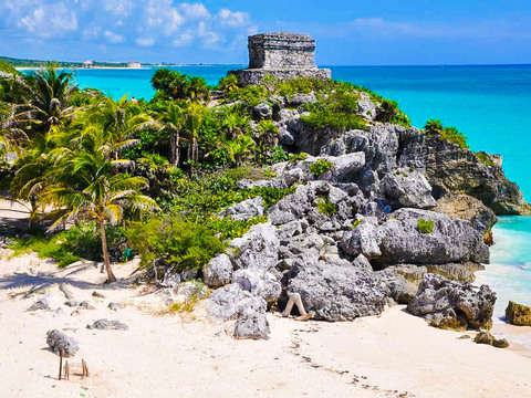 From Cancun: Tulum to Fondo