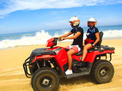ATV ATV Tour on the Beach and the Los Cabos Desert