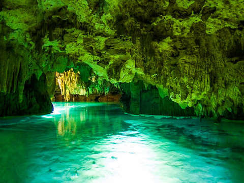 From Tulum: Bicycle Cenotes Trail