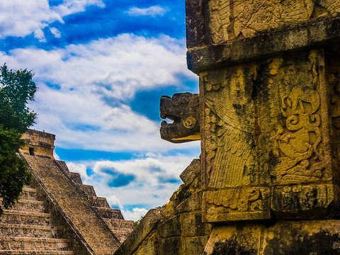 From Tulum: Chichen Itza + Cenote + Valladolid