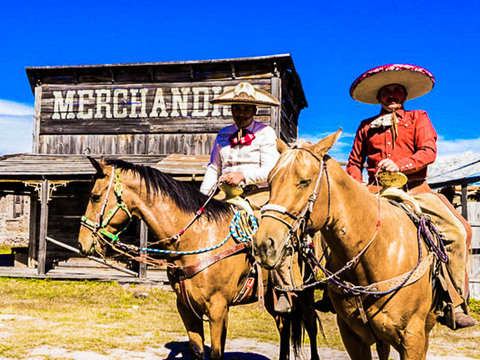 Wild West Riding Tour in Durango