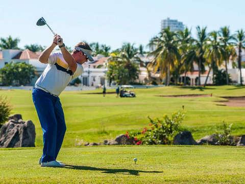 Golf en el Cid (18-Hoyos) en Mazatlán