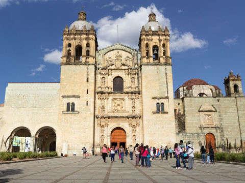 Desde Cdmx: Oaxaca en Un Día