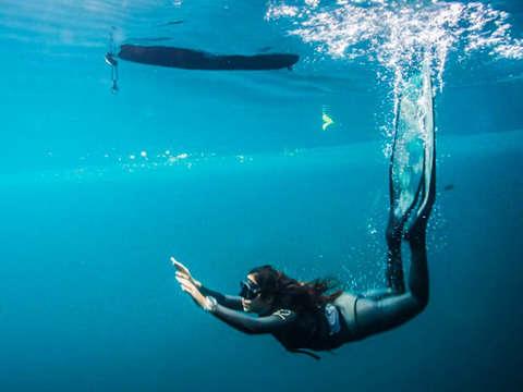 "Discovering Freediving ""Apnea"""