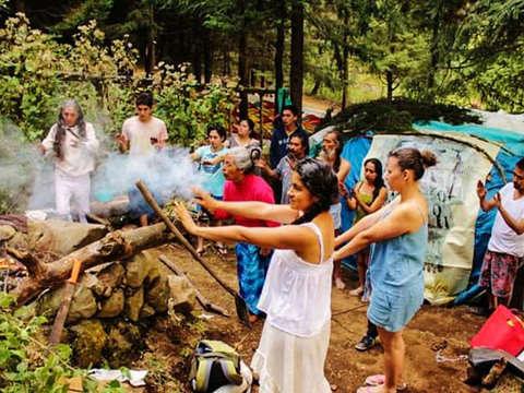 Temazcal Ceremony in Cdmx