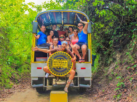 Offroad Adventure in Vallarta
