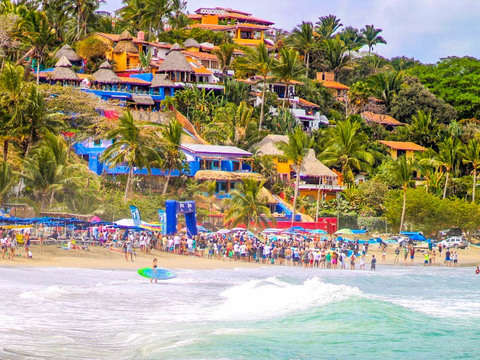From Vallarta: Sayulita and San Pancho