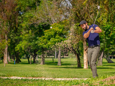 Golf Campestre Cocoyoc | Fin de Semana
