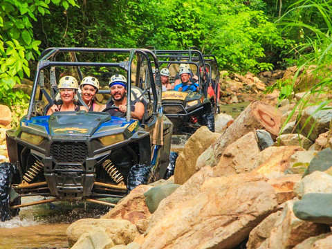 All Terrain Safari in Vallarta