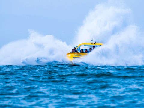 Thriller Jet Boat en Vallarta